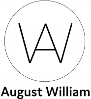 August William logo