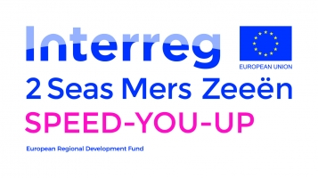 Interreg 2 Seas Mers Zeeën Project: Speed-You-Up