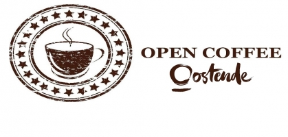 Logo Open Coffee Oostende